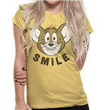 Camiseta Tom And Jerry - Design: Smile