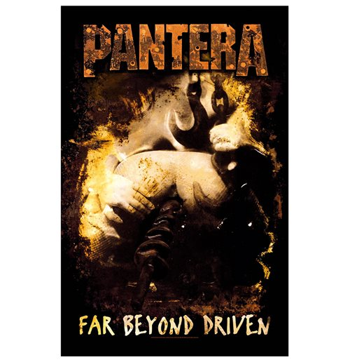 Póster Pantera - Design: Far Beyond Driven