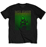 Camiseta David Gilmour unisex - Design: Rays Gradient