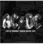 Vinilo Ac/Dc - Best Of Live At Paradise Theatre Boston 1978
