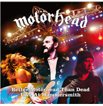 Vinilo Motorhead - Better Motorhead Than Dead (4 Lp)