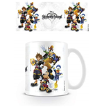 Taza Kingdom Hearts 344456