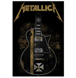 Póster Metallica - Design: Hetfield Guitar