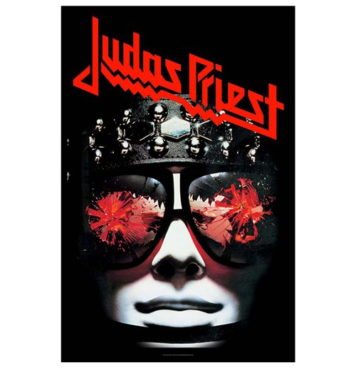 Póster Judas Priest - Design: Hell Bent For Leather