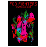 Póster Foo Fighters - Design: Wasting Light