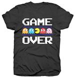 Camiseta Pac-Man  Game Over (Unisex)