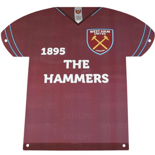 Placa West Ham United 346765