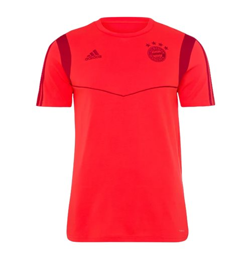 Camiseta Bayern de Munich 2019-2020  Adidas Training (Rojo)