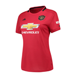 Camiseta 2018/2019 Manchester United FC 2019-2020 Home