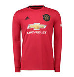 Camiseta manga larga Manchester United FC 2019-2020 Home