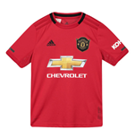 Camiseta Manchester United FC 2019-2020 Home