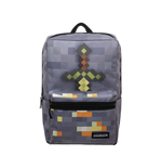 Minecraft Mochila Box & Sword