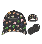 Minecraft Gorra Béisbol All Over Print