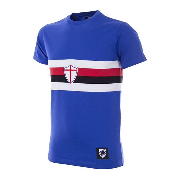 Camiseta Sampdoria U.C. Retro