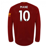 Camiseta manga larga Liverpool FC 2019-2020 Home