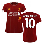 Camiseta Liverpool FC 2019-2020 Home personalizable