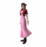 Crisis Core Final Fantasy VII Figura Play Arts Kai Aerith Gainsborough 25 cm