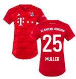 Camiseta 2018/2019 Bayern de Munich 2019-2020 Home