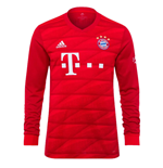 Camiseta manga larga Bayern de Munich 2019-2020 Home