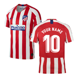 Camiseta Atlético Madrid 2019-2020 Home personalizable