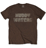 Camiseta Muddy Waters unisex - Design: Electric Mud Vintage