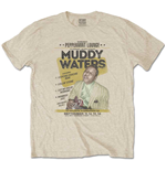 Camiseta Muddy Waters unisex - Design: Peppermint Lounge