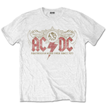 Camiseta AC/DC unisex - Design: Oz Rock