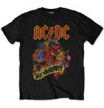 Camiseta AC/DC unisex - Design: Are You Ready