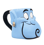Aladdin Taza Shaped Genie