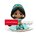 Disney Minifigura Q Posket Jasmine A Normal Color Version 9 cm