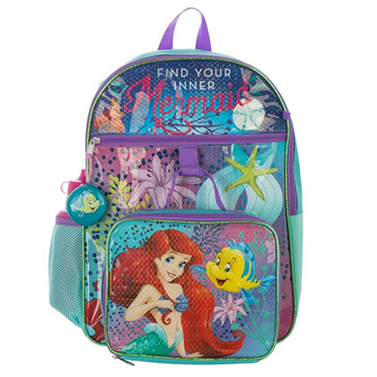 Mochila The Little Mermaid 349402