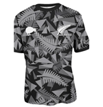 Camiseta All Blacks  New Zealand Triangle