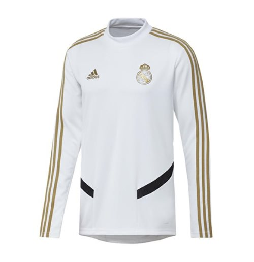 Camiseta de entrenamiento Real Madrid 2019-2020 (Blanco)