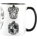 Harry Potter taza Hogwarts