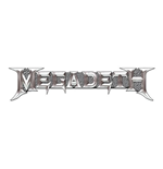 Chapita Megadeth - Design: Chrome Logo