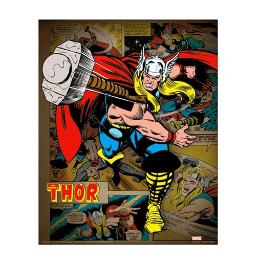 Póster Thor 351311