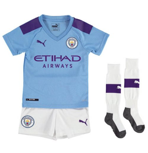 Compra Equipación de fútbol de niño Manchester City FC ...