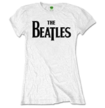 Camiseta The Beatles de mujer - Design: Drop T Logo