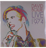 Vinilo David Bowie - Live Los Angeles 1974 (2 Lp)