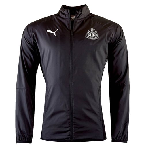 Sudadera Newcastle United 2019-2020 (Negro)