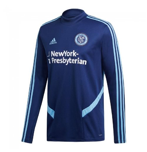 Camiseta de entrenamiento New York City 2019-2020 (Azul Marino)