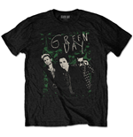 Camiseta Green Day unisex - Design: Green Lean