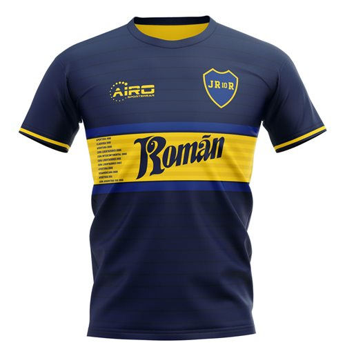 Camiseta Boca Juniors 2019-2020