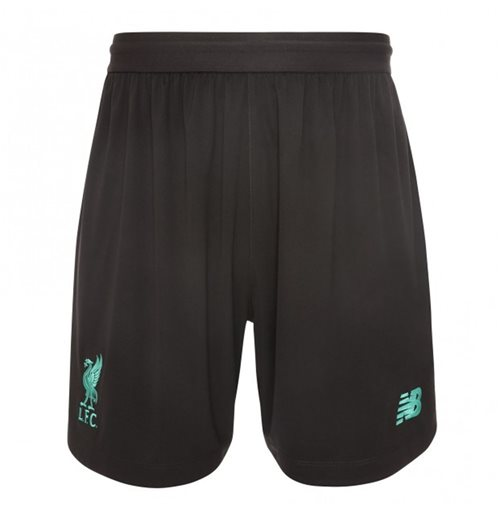 Shorts Liverpool FC 2019-2020 Third (Negro)