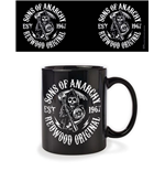 Sons of Anarchy Taza Redwood Original