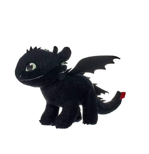 Cómo entrenar a tu dragón 3 Peluche Toothless Glow In The Dark 32 cm