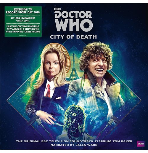 Vinilo Doctor Who - City Of Death (Rsd 2018) (2 Lp)