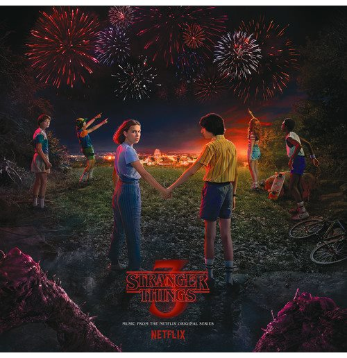 Vinilo Stranger Things: Soundtrack From The Net (3 Lp)