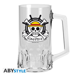 Jarra One Piece  Beer Tankard Skull Luffy