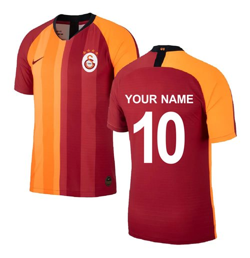 Camiseta Galatasaray 2019-2020 Home personalizable
